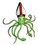Squid Pope