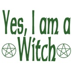 Yes, I am a Witch