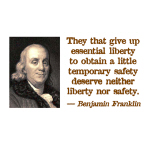 Franklin on Freedom - Apparel