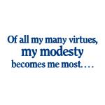 My Modesty - Goodies