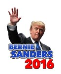 Donald Trump / Bernie Sanders Mixup - See Who's Pa