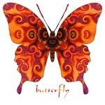 Crucifix Butterfly