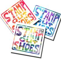 Stamp Out Shoes Collection