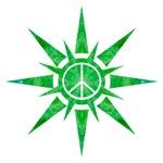 Solar Peace - Snowflake