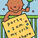 baby party at 2 a.m.