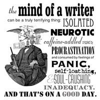 A Writer's Mind