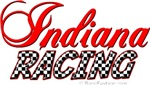 Indiana Racing Red
