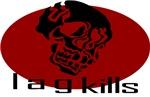 Red Lag Kills Skull