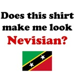 Does This Shirt Make Me Look Nevisian?