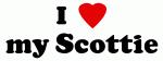 I Love my Scottie