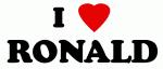 I Love RONALD