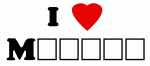 I Love Mосква