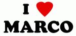 I Love MARCO