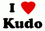 I Love Kudo
