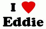 I Love Eddie