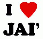 I Love JAI'