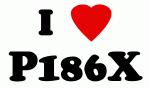 I Love P186X