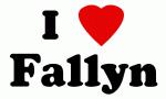 I Love Fallyn
