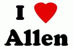 I Love Allen