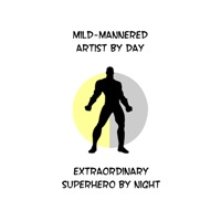 Artistic Superhero