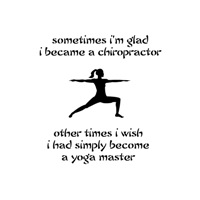 Chiropractic Yoga Master