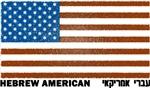 Jewish American Flag