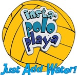 Instant Polo Player (water polo t-shirt)