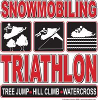 Snowmobilers Triathlon