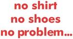 No problem quote