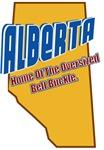 Alberta Slogan Shirt