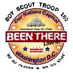 Boy Scout Troop 160 Special Order Design