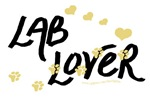 Lab Lovers - Black & Yellow