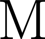 Mu is the 12th letter of the Greek alphabet. In the system of Greek numerals it has a value of 40. It was derived from the Phoenician letter Mem.