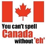 Spell Canada...