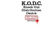 KO Distribution Centre boxing t-shirts