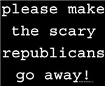 Liberal - Scary Republicans