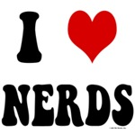 I Love (Heart) Nerds