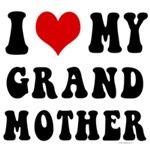 I Love (Heart) My Grandmother