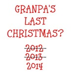 Granpa's Last Christmas