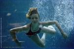 Under Water Swimmer