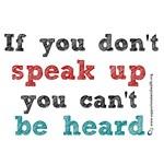 Speak Out Be Heard