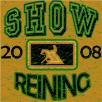 Vintage Show Reining 08