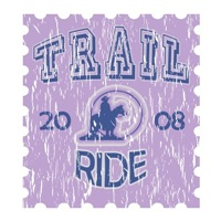 2008 Trail Ride Purple