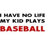 Baseball Parent T-Shirts