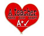 A Teacher Section