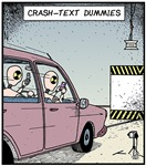 Crash-text Dummies