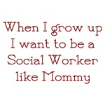 I Want To Be A Social Worker