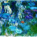 Water Lilies 1916–19