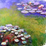 Waterlilies 1914