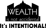 Wealth is not accidental